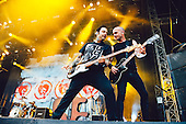 Rise Against @ Rock A Field Festival Luxembourg, 2015