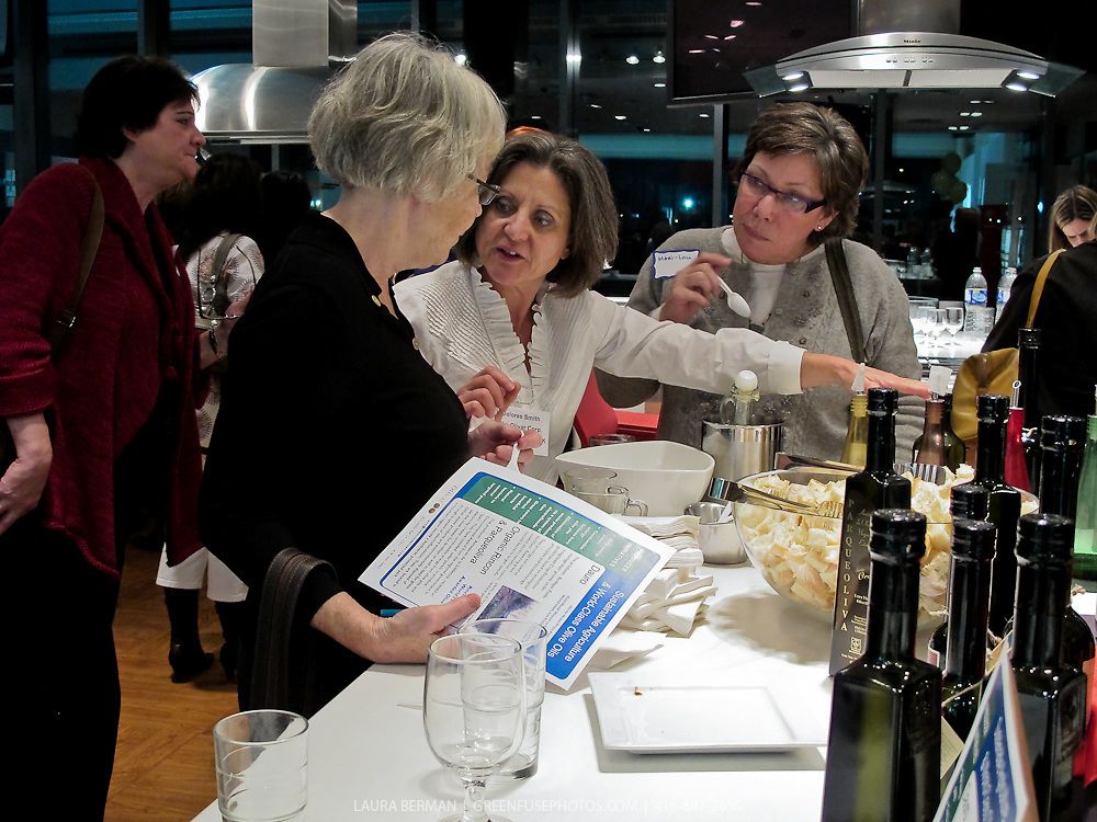 Food Trends meeting of the Women's Culinary Network at Miele. November 23, 2009
