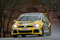 #9 Simon WALTON VW Golf GTI during Maximumgroup.net VAG Trophy Qualifying as part of the Easter Family Fun Day - Oulton Park Fosters at Oulton Park, Little Budworth, Cheshire, United Kingdom. March 28 2016. World Copyright Peter Taylor/PSP. Copy of publication required for printed pictures.  Every used picture is fee-liable. http://archive.petertaylor-photographic.co.uk