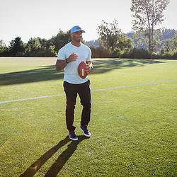 Russell Wilson - Football Player