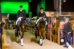 Werth Isabell, GER, Emilio<br /> FEI Dressage World Cup™ Grand Prix presented by RS2 Dressage - The Dutch Masters<br /> © Hippo Foto - Sharon Vandeput<br /> 14/03/19