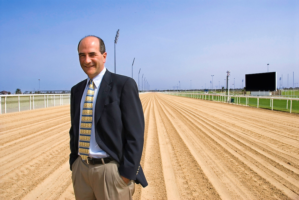Frank G Gabriel Jr..Chief Executive Officer.Dubai Racing Club