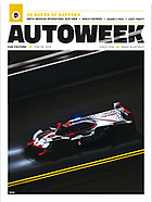 Motorsport Tear Sheets