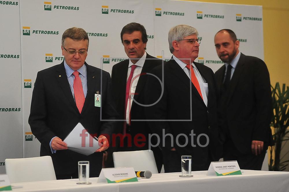 A Petrobras receberá, nesta sexta-feira (31/7), às 10h, em sua sede no Centro do Rio, valores recuperados para a companhia pelo Ministério Público Federal. Foto: Ilan Pellenberg/Frame