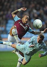 Coventry City  v West Ham 2011
