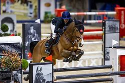 SCHNIEPER Barbara (SUI), Escoffier<br /> Grand Prix von Volkswagen<br /> Int. jumping competition over two rounds (1.55 m) - CSI3*<br /> Comp. counts for the LONGINES Rankings<br /> Braunschweig - Classico 2020<br /> 08. März 2020<br /> © www.sportfotos-lafrentz.de/Stefan Lafrentz