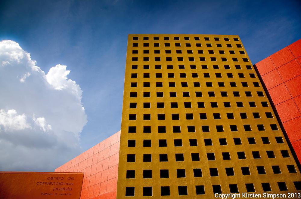 Centro de Convention in Puebla