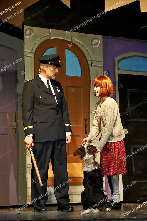Annie at Riverside Theatre Works (RTWBoston.org) in Hyde Park, by MattMcKeePhoto.com.
