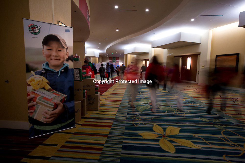 05 April 2013:Operation Christmas Child Global Connect Conference in Orlando FL.