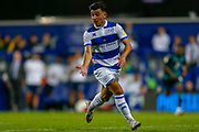 Queens Park Rangers midfielder Ilias Chair (19) during the EFL Sky Bet Championship match between Queens Park Rangers and Swansea City at the Kiyan Prince Foundation Stadium, London, England on 21 August 2019.