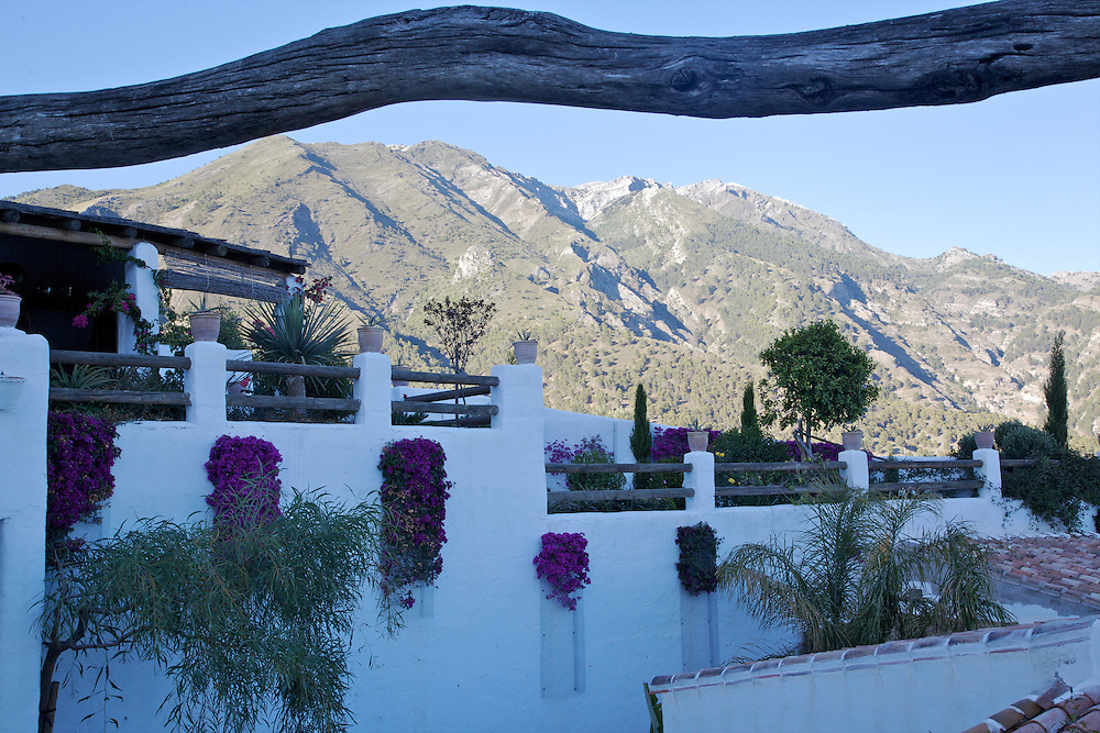 The Hunting Lodge at El Carligto, Andalucia, Spain