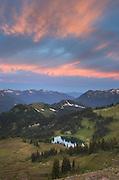Image Lake, Glacier Peak Wilderness North Cascades Washington