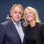NLD/Utrecht/20170921 - Premiere Kuyt, Aad Ouborg en partner Dorien