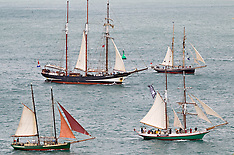 Auckland - Tall Ships arrive for Festival