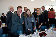 POUL ERIK TOJNER; MARI ANNE DUUS; SHEENA WAGSTAFF, Per Kirkeby Opening Reception and Dinner. Tate Modern. 16 June 2009.