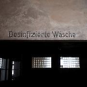 Auschwitz (Poland), jan. 2010. Campo di concentramento e sterminio.