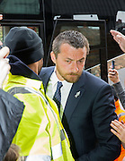 Watford Head coach and Manager Slavisa Jokanovic during the Sky Bet Championship match between Watford and Sheffield Wednesday at Vicarage Road, Watford, England on 2 May 2015. Photo by Phil Duncan.