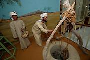Al-Ain Museum. Well scene.