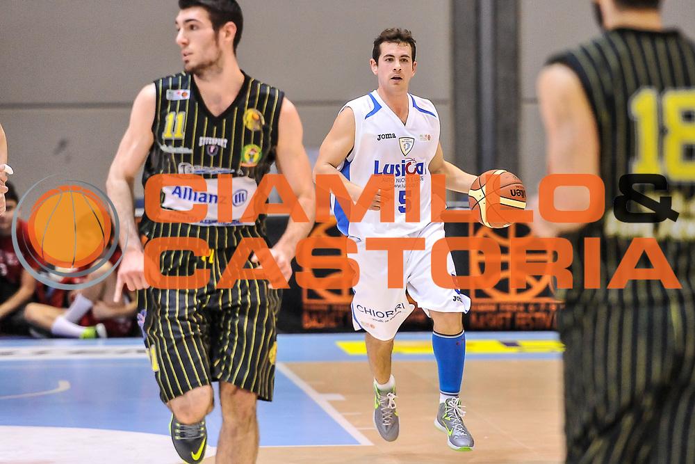DESCRIZIONE : Final Eight Coppa Italia DNC IG Cup RNB Rimini 2015 Finale Basket Scauri - Alianz San Severo<br /> GIOCATORE : Dante Richotti<br /> CATEGORIA : Palleggio<br /> SQUADRA : Basket Scauri<br /> EVENTO : Final Eight Coppa Italia DNC IG Cup RNB Rimini 2015<br /> GARA : Basket Scauri - Alianz San Severo<br /> DATA : 08/03/2015<br /> SPORT : Pallacanestro <br /> AUTORE : Agenzia Ciamillo-Castoria/L.Canu