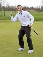 ALKMAAR - INSTRUCTIE met golfprofessional WIEBE GIESEN . COPYRIGHT KOEN SUYK
