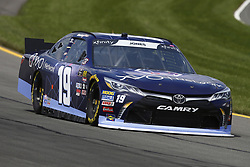 June 1, 2018 - Long Pond, Pennsylvania, United States of America - Brandon Jones (19) brings his car through the turns during practice for the Pocono Green 250 at Pocono Raceway in Long Pond, Pennsylvania. (Credit Image: © Chris Owens Asp Inc/ASP via ZUMA Wire)