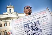 Massacre of Viareggio: victims' families protest at Parliament square
