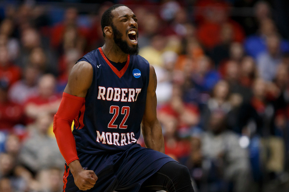 Mar 17, 2015; Dayton, OH, USA; NCAA  Round 1 at UD Arena. Mandatory Credit: Rick Osentoski-USA TODAY Sports