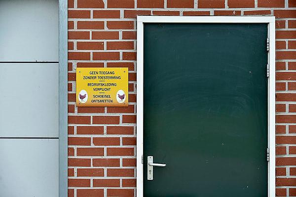 Nederland, Doetinchem, 11-9-2014Op bezoek bij pluimveehouder Tomesen en zijn eierautomaat.FOTO: FLIP FRANSSEN/ HOLLANDSE HOOGTE