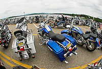 Laconia's Motorcycle Week at Weirs Beach June 11, 2012