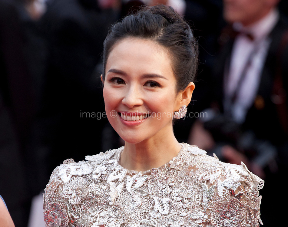 Zhang Ziyi at the La Belle Epoque gala screening at the 72nd Cannes Film Festival Monday 20th May 2019, Cannes, France. Photo credit: Doreen Kennedy