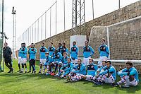 MARBELLA - 07-01-2017, Trainingskamp, AZ - FC Augsburg,