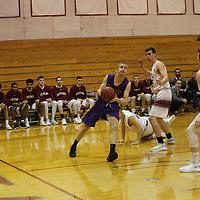 Men's Basketball: Stevens Institute of Technology Ducks vs. Alfred University Saxons