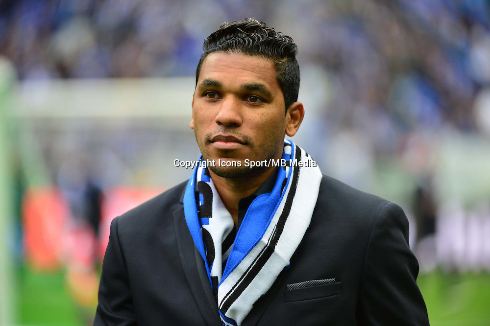 BRANDAO    - 11.04.2015 -  Bastia / PSG - Finale de la Coupe de la Ligue 2015<br />