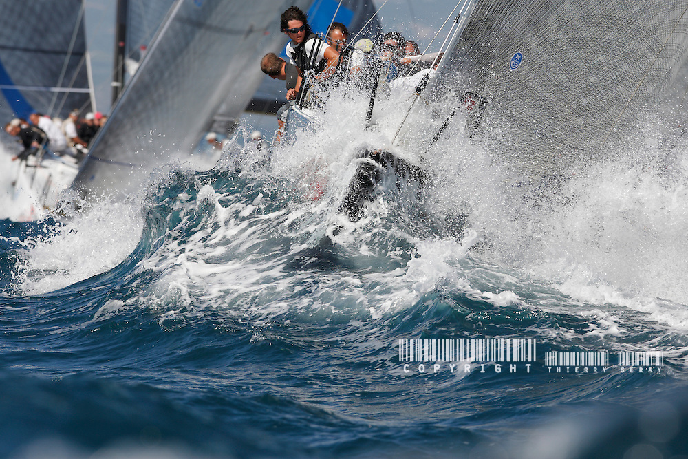 AUDI MED CUP-JUNE 2009-MARSEILLE-TP 52 SERIES-COPYRIGHT : THIERRY SERAY/DPPI.ILLUSTRATION