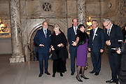 PRINCE MICHAEL OF KENT; PRINCESS ALEXANDRA;  DUKE OF KENT;, Cecil Beaton private view. V and A Museum. London. 6 February 2012