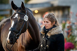 Schmitz Julia, BEL, First Class GS<br /> Mondial du Lion - Le Lion d'Angers 2017<br /> © Dirk Caremans<br /> 22/10/2017