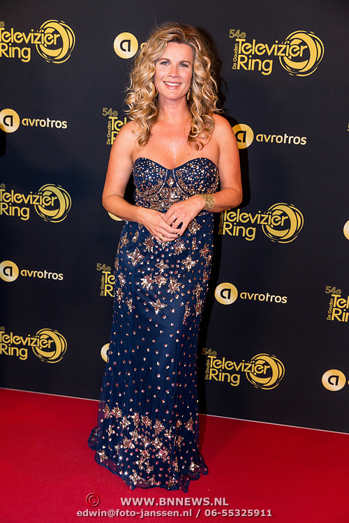 NLD/Amsterdam/20191009 - Uitreiking Gouden Televizier Ring Gala 2019, Annette Barlo