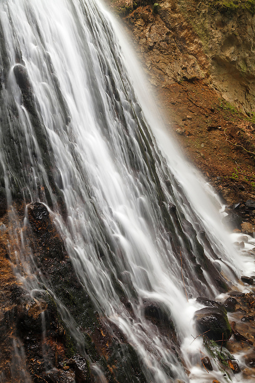Waterfall Rossignolet detail