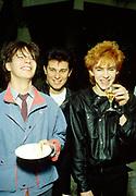 Duran Duran 1981 photos - Roger Taylor, Simon Le Bon, Nick Rhodes, John Taylor, Dom Brown