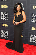 April 1, 2016- Newark, NJ: United States- Beverly Bond, Founder & CEO, Black Girls Rock! attends the 2016 Black Girls Rock Red Carpet Arrivals held at NJPAC on April 1, 2016 in Newark, New Jersey. Black Girls Rock! is an annual award show, founded by DJ Beverly Bond, that honors and promotes women of color in different fields involving music, entertainment, medicine, entrepreneurship and visionary aspects.   (Terrence Jennings/terrencejennings.com)