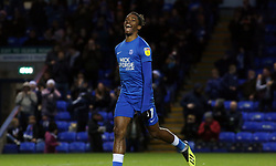 Ivan Toney of Peterborough United celebrates scoring the equalisng goal - Mandatory by-line: Joe Dent/JMP - 22/12/2018 - FOOTBALL - ABAX Stadium - Peterborough, England - Peterborough United v Walsall - Sky Bet League One