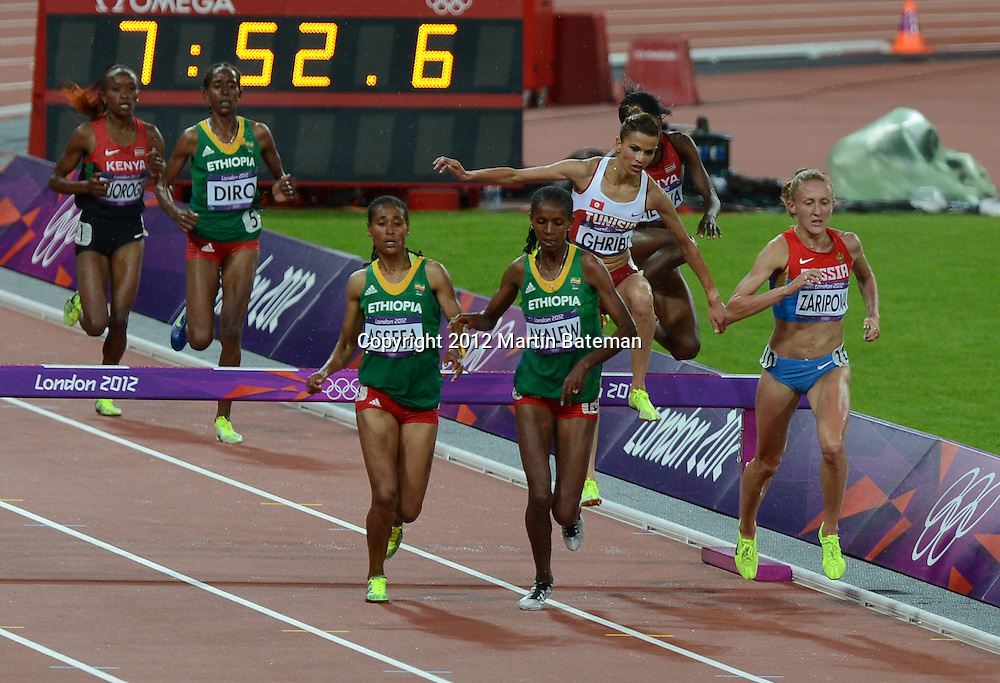 Women's 3000m Steeplechase