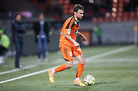 Yann JOUFFRE - 18.04.2015 - Lorient / Toulouse - 33eme journee de Ligue 1<br />Photo : Vincent Michel / Icon Sport