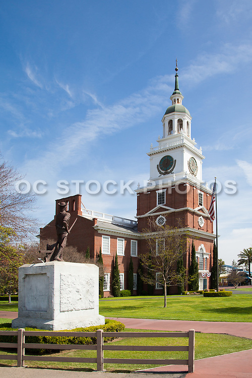 Independence Hall Replica Buena Park California