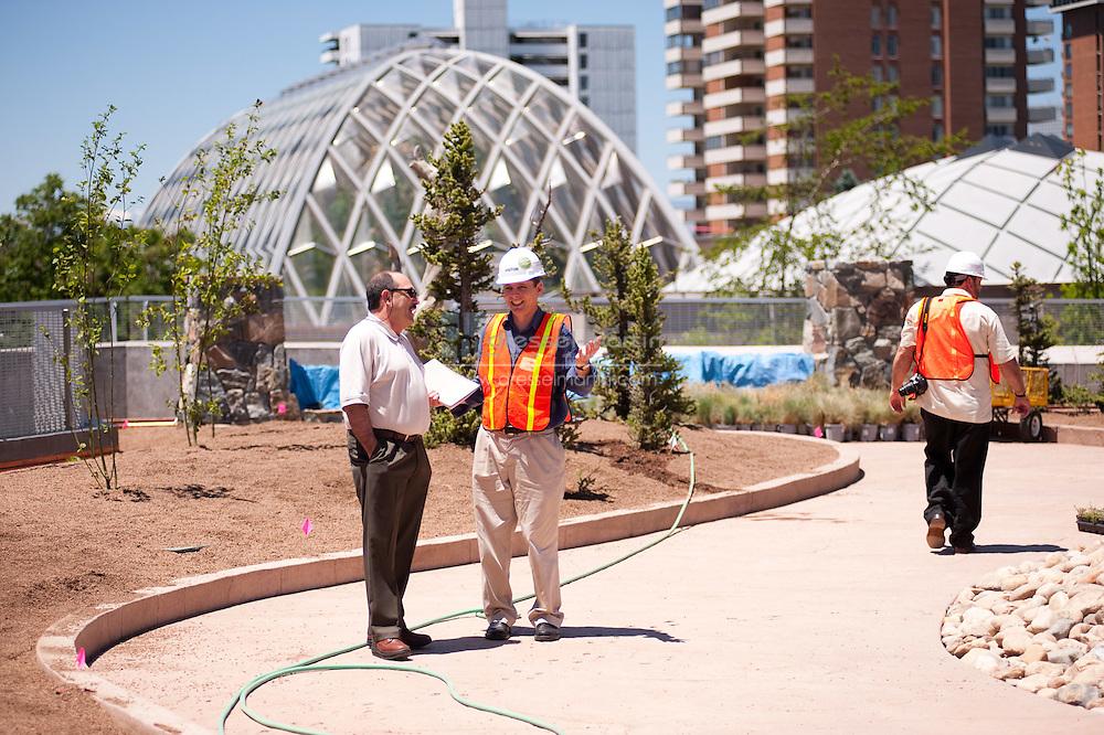 2010 Greenroof Symposium at Denver Botanic Gardens