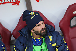 November 19, 2017 - Turin, Piedmont, Italy - Sergio Pellissier (AC Chievo Verona) before the Serie A football match between Torino FC and AC Chievo Verona at Olympic Grande Torino Stadium on 19 November, 2017 in Turin, Italy. (Credit Image: © Massimiliano Ferraro/NurPhoto via ZUMA Press)