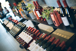 Tasting room at Madrone Vineyards