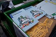 MayDay Parade 2013, Milano. Il gioco del Monopoli in versione Expo 2015.