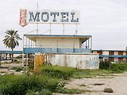 abandoned hotel USA