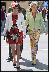 Princess Eugenie and Cressida Bonas attend the wedding of Rupert Finch and Lady Natasha Rufus Isaacs, The Church of St. John the Baptist, Cirencester, United Kingdom<br /> Saturday, 8th June 2013<br /> Picture by i-Images<br /> <br /> File photo - Prince Harry has split from his girlfriend Cressida Bonas.<br /> Photo filed Wednesday 30 April 2014.